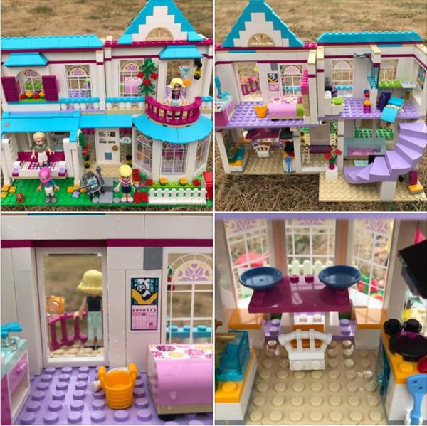 Tidsmæssigt Underbara Stephanies hus - allt i ett! - Nyheter AE-18