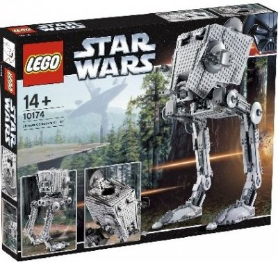 STAR WARS Ultimate Collector's AT-ST 10174