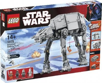 STAR WARS Motorized AT-AT Walker 10178