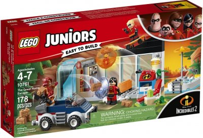 LEGO Juniors The Great Home Escape 10761