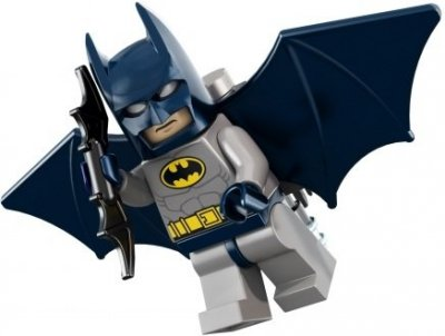 Minifigurer Batman 1150
