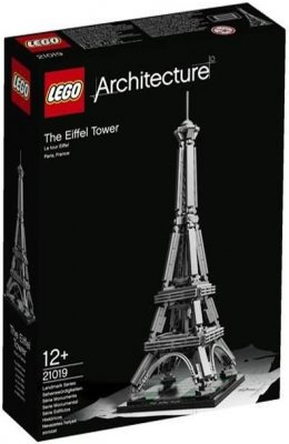 Exklusiv LEGO Architecture Eiffel Tower 21019