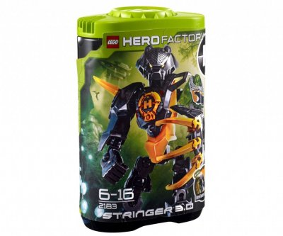 Hero Factory Stringer 3.0 2183