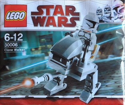 STAR WARS specialpåse Clone Walker 30006
