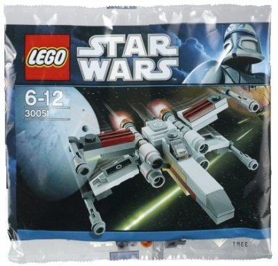 STAR WARS specialpåse Mini X-Wing 30051