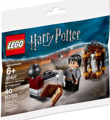 LEGO Harry Potter Harrys Journey to Hogwarts 30407