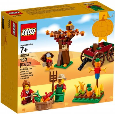 LEGO Thanksgiving Harvest 40261