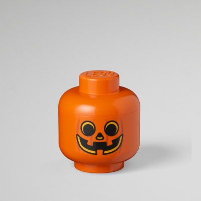 LEGO Storage Head S Pumpkin 40311729