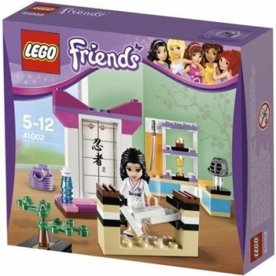 LEGO Friends Emmas Karateträning 41002