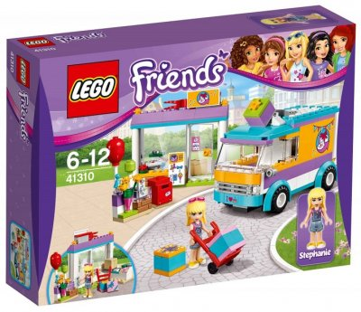 LEGO Friends Heartlakes presentbud 41310