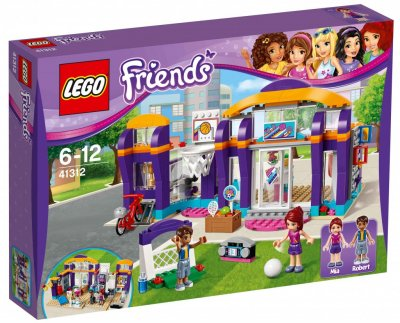 LEGO Friends Heartlakes sportcenter 41312