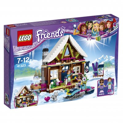 LEGO Friends Vinterresort  stuga 41323