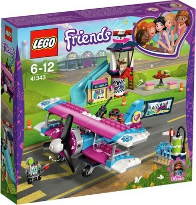 LEGO Friends Heartlake City Flygtur 41343