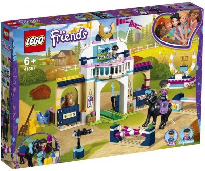 LEGO Friends Stephanies hästhoppning 41367