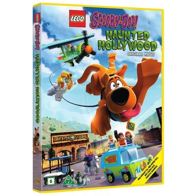 LEGO DVD Film Scooby Doo Haunted Hollywood
