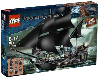 The Black Pearl 4184