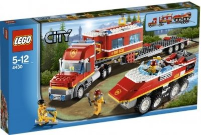 City limited Fire Transporter 4430