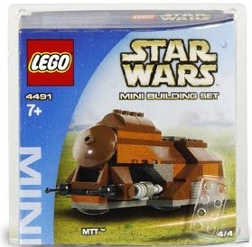 STAR WARS MTT Mini 4491