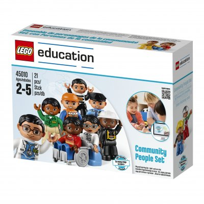 LEGO Education DUPLO Figurer 45010