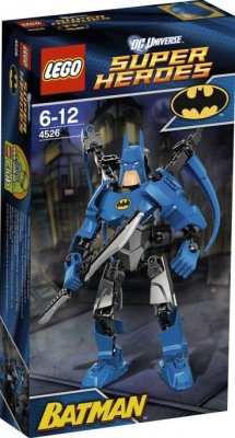 Super Heroes Batman 4526