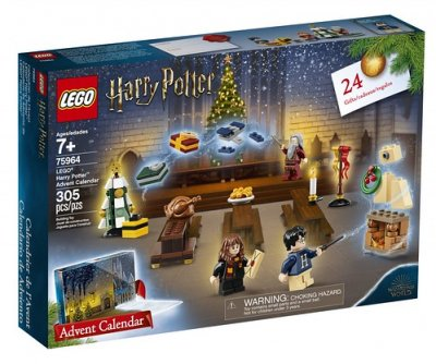 LEGO Harry Potter Adventskalender 2019 75964