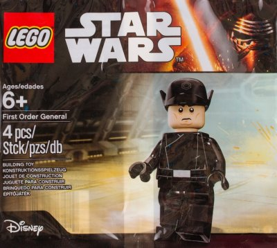 LEGO Star Wars First Order General 5004406