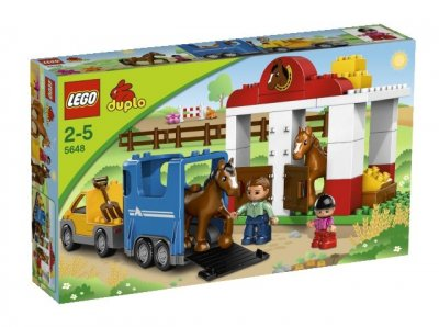 Duplo Stall 5648