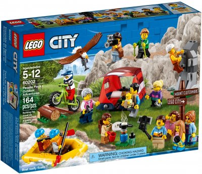 LEGO City People Pack Outdoor Adventures 60202