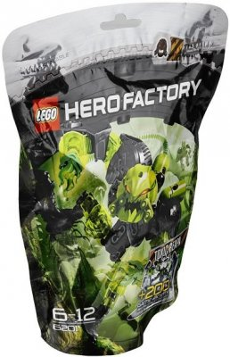Hero Factory Toxic 6201