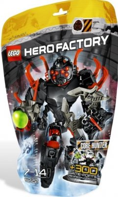 Hero Factory Core Hunter 6222