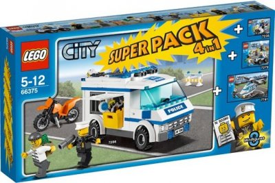 City Polis Super Pack 66375