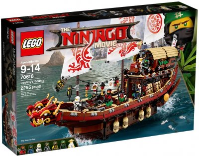 LEGO Ninjago Movie Ödets gåva 70618