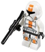 Minifigurer Star Wars Republic Trooper 2 750845