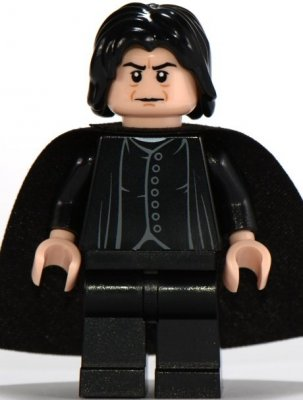 Minifigurer Harry Potter Professor Snape 77006