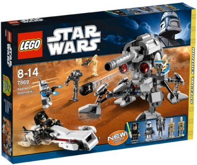 STAR WARS limited Battle for Geonosis 7869