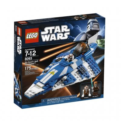 STAR WARS Plo Koon´s Starfighter 8093