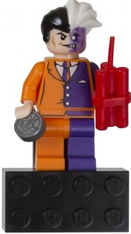 Magnet Super Heroes Two-Face 8534323