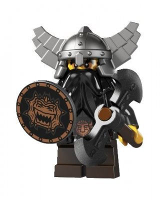 Minifigurer Viking 1 88051