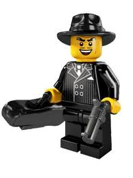 Minifigurer Gangster 88058