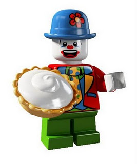 Minifigurer Clown 88059