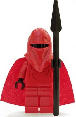 Minifigurer Star Wars Royal Guard 8976