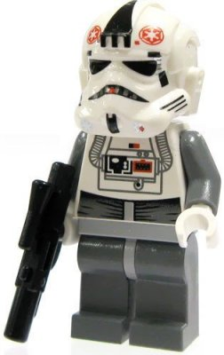 Minifigurer AT AT Stormtrooper Hoth limited 8990