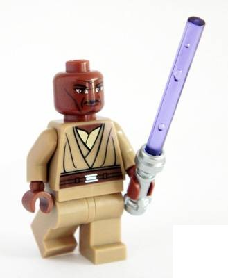 Minifigurer STAR WARS Mace Windu (YENİ) 9018