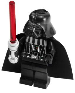 Minifigurer Darth Vader Limited 9021