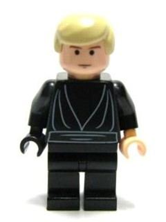 Minifigurer Luke Skywalker Limited 9037