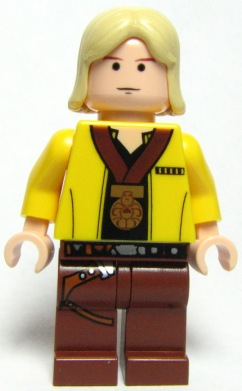 Minifigurer Luke Skywalker Limited 9038