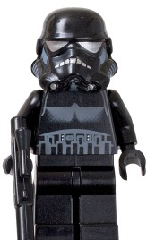 Minifigurer Shadow Trooper limited 9003