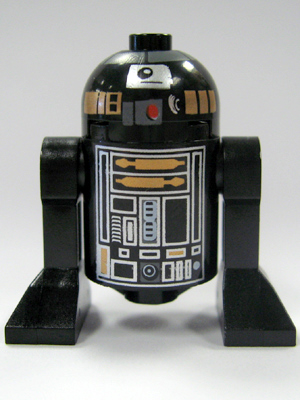 Minifigurer R2-Q5 limited 9066