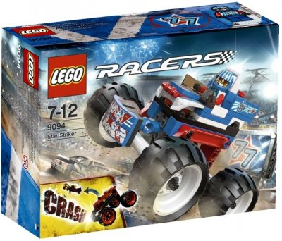 LEGO Racers Star Striker 9094