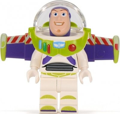 Minifigurer Toy Story Buzz 9210